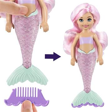 BARBIE  Barbie Chelsea Color Reveal W4 GTP53 Κορίτσι 3-4 ετών, 4-5 ετών