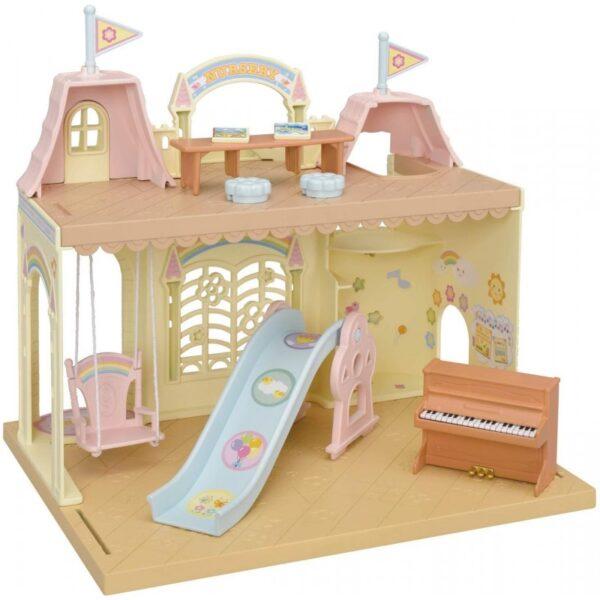 Sylvanian Families: Baby Castle Nursery - Κάστρο Νηπιαγωγείο 5316 Sylvanian Families Κορίτσι 3-4 ετών, 4-5 ετών, 5-7 ετών Sylvanian Families