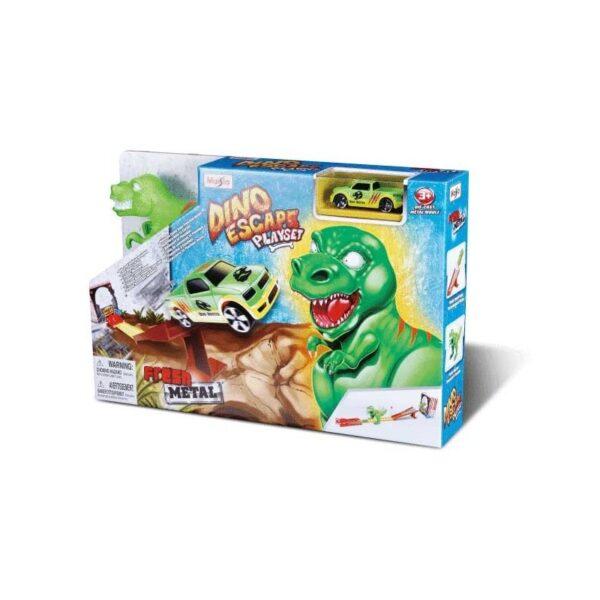 Maisto Fresh Metal Playset Δεινοσαυράκιας 11063 Maisto Αγόρι 4-5 ετών, 5-7 ετών