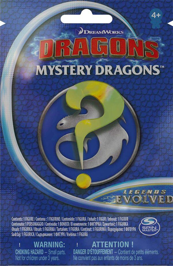 Δράκος - Μυστήριο 6054807  Αγόρι 4-5 ετών, 5-7 ετών Dragon