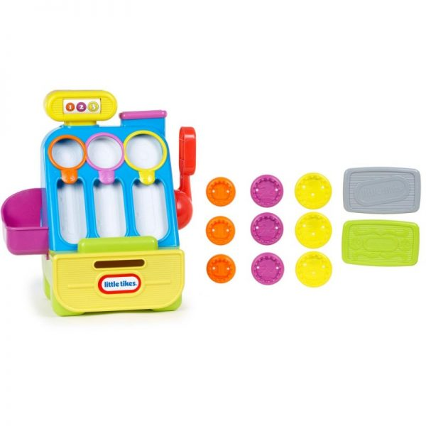 little tikes Count N Play Ταμειακή Μηχανή LTT35000  Αγόρι, Κορίτσι 2-3 ετών, 3-4 ετών, 4-5 ετών Little tikes
