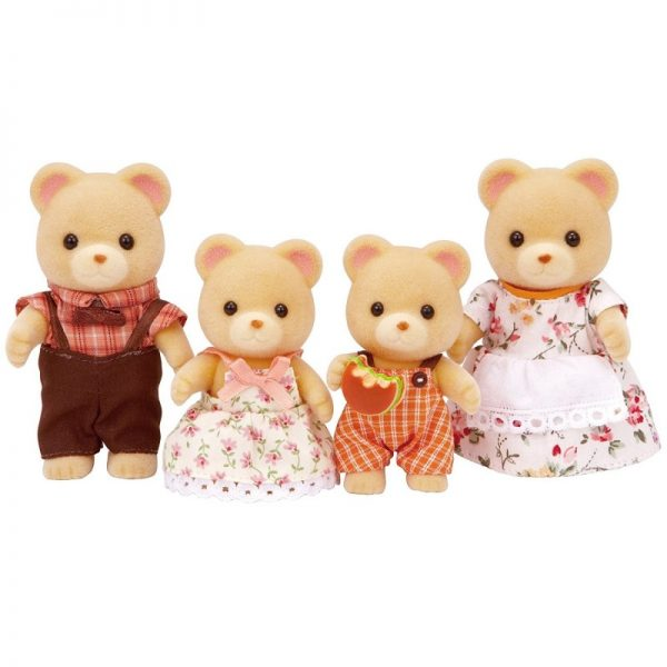 The Sylvanian Families - Οικογένεια Αρκούδων 5059 Sylvanian Families Κορίτσι 4-5 ετών, 5-7 ετών Sylvanian Families