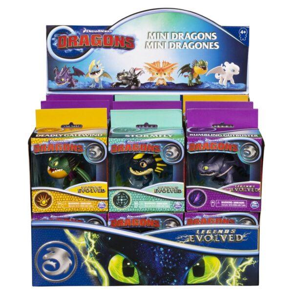 Dragon  DRAGONS Δράκοι Μινιατούρες 6054556 Αγόρι 4-5 ετών, 5-7 ετών