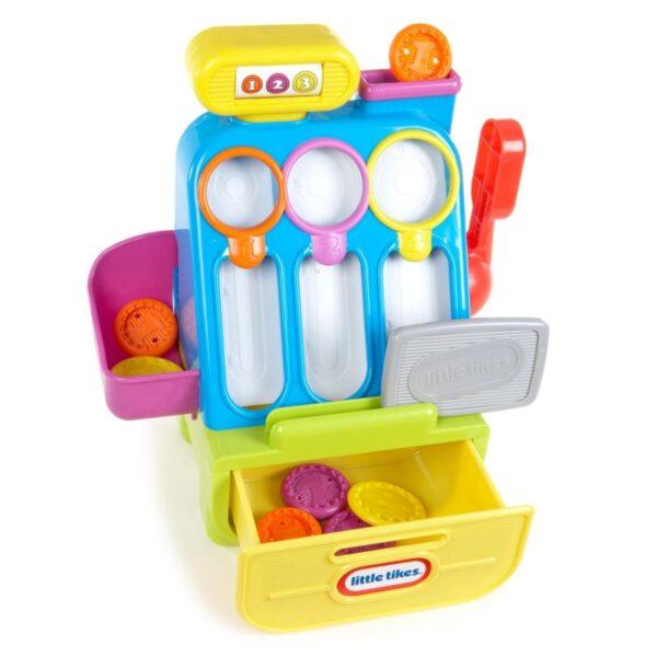 little tikes Count N Play Ταμειακή Μηχανή LTT35000 Little tikes Αγόρι, Κορίτσι 2-3 ετών, 3-4 ετών, 4-5 ετών