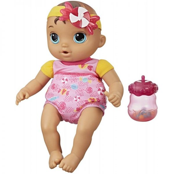 Baby Alive Sweet N Snuggly Baby E7599 BABY ALIVE Κορίτσι 3-4 ετών, 4-5 ετών