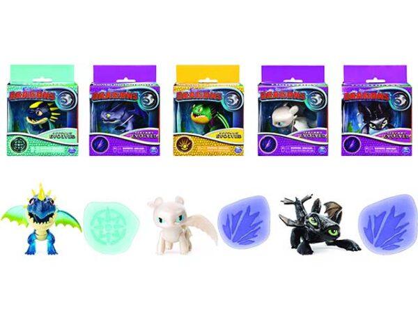 DRAGONS Δράκοι Μινιατούρες 6054556  Αγόρι 4-5 ετών, 5-7 ετών Dragon