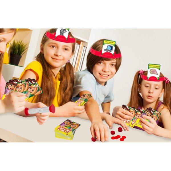 AS Company Games  As company Επιτραπέζιο Στο Κεφάλι Το Έχω 1040-21145 Αγόρι, Κορίτσι 7-12 ετών
