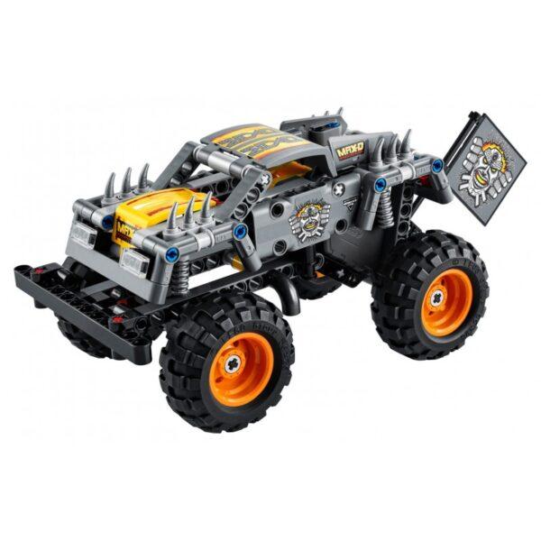 Lego Technic Monster Jam® Max-D® 42119  Αγόρι 12 ετών +, 7-12 ετών LEGO, Lego Technic