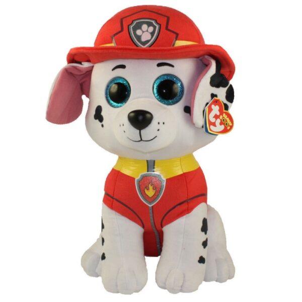 ty Beanie Babies Paw Patrol Marshall Dalmatian 40Cm 1607-90253 Paw Patrol Αγόρι, Κορίτσι 2-3 ετών, 3-4 ετών, 4-5 ετών TY