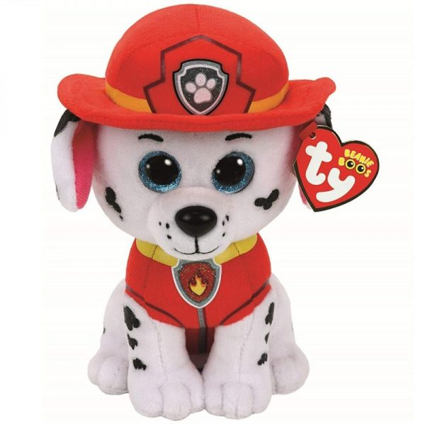 ty Beanie Babies Paw Patrol Marshall Dalmatian 40Cm 1607-90253 TY Αγόρι, Κορίτσι 2-3 ετών, 3-4 ετών, 4-5 ετών Paw Patrol