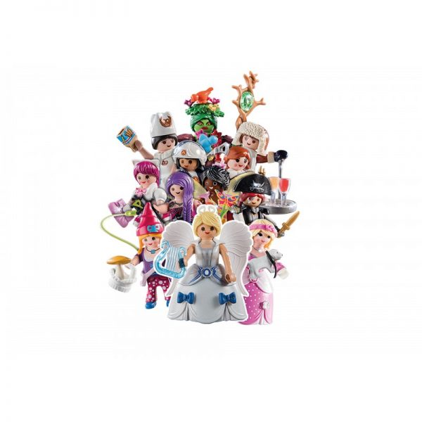 Playmobil Figures Series 17 - Κορίτσια 70243  Κορίτσι 5-7 ετών Playmobil, Playmobil Figures