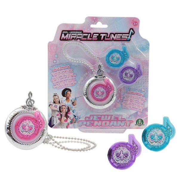 Miracle Tunes Κολιέ Jewel Pendant MRC14000 Miracle tunes Κορίτσι 3-4 ετών, 4-5 ετών