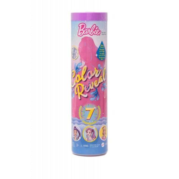 BARBIE  Barbie Color Reveal Shimmer Series W1-5 Σχέδια GTR93 Κορίτσι 3-4 ετών, 4-5 ετών, 5-7 ετών