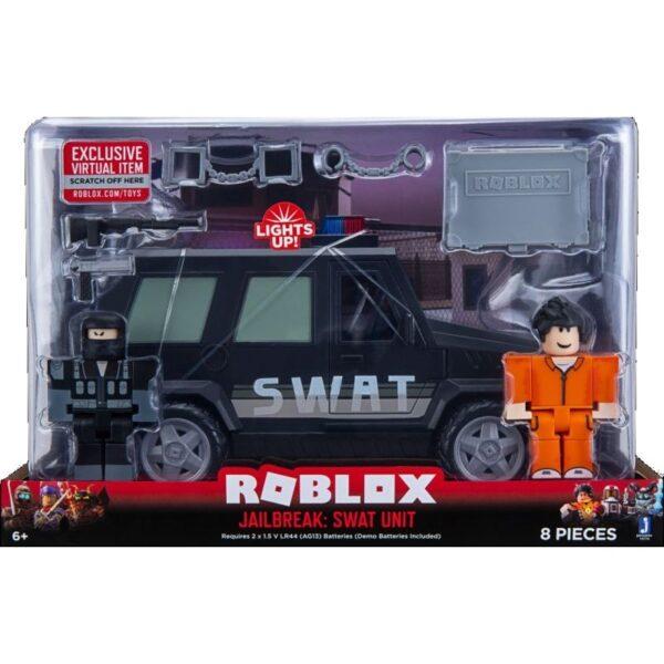 Roblox Deluxe Όχημα W1 RBL33000 Roblox Αγόρι 5-7 ετών, 7-12 ετών