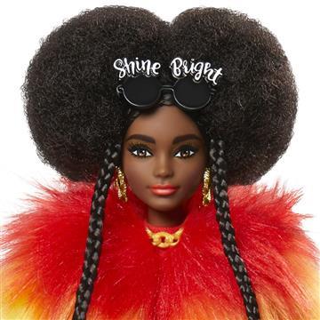 Barbie Extra-Rainbow Coat GVR04  Κορίτσι 3-4 ετών, 4-5 ετών, 5-7 ετών BARBIE