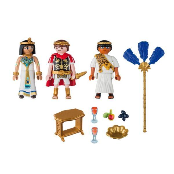 Playmobil, Playmobil History  Playmobil History Καίσαρας Και Κλεοπάτρα 5394 Αγόρι 5-7 ετών, 7-12 ετών