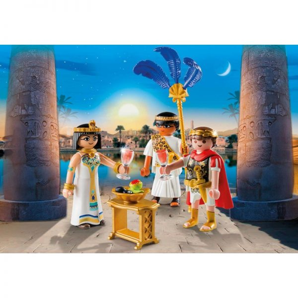 Playmobil History Καίσαρας Και Κλεοπάτρα 5394  Αγόρι 5-7 ετών, 7-12 ετών Playmobil, Playmobil History