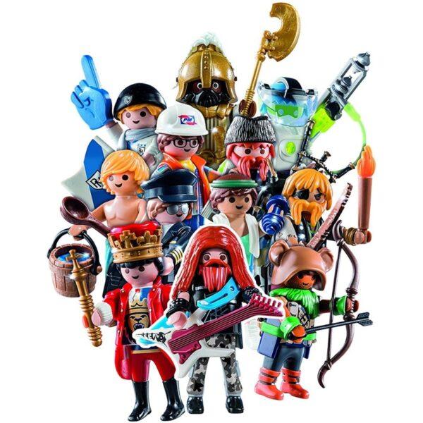 Playmobil Figures Σειρά 18 - Αγόρι 70369  Αγόρι 5-7 ετών Playmobil, Playmobil Figures