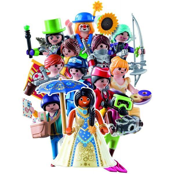 Playmobil Girls Figures Σειρά 18 - Κορίτσι 70370  Κορίτσι 5-7 ετών Playmobil, Playmobil Figures