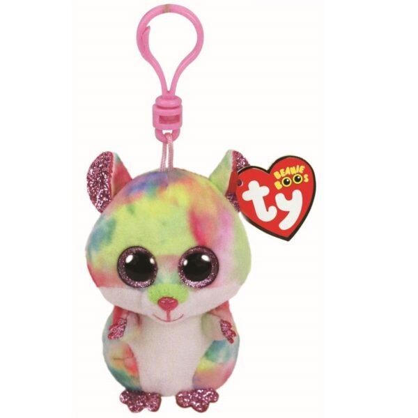 ty Beanie Babies Boos Κλιπ Χάμστερ 8,5Εκ Rodney The Pink Hamster Boo 1607-36558 TY Αγόρι, Κορίτσι 0-6 μηνών, 12-24 μηνών, 2-3 ετών, 3-4 ετών, 4-5 ετών, 6-12 μηνών