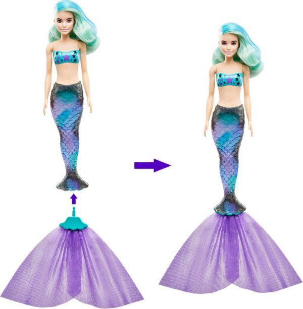 Barbie Color Reveal W4 GTP43 Κορίτσι 3-4 ετών, 4-5 ετών, 5-7 ετών Barbie BARBIE