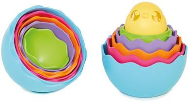 Tomy Toomies Αυγουλάκια Στη Φωλιά 1000-73080 Toomies Αγόρι, Κορίτσι 12-24 μηνών, 6-12 μηνών