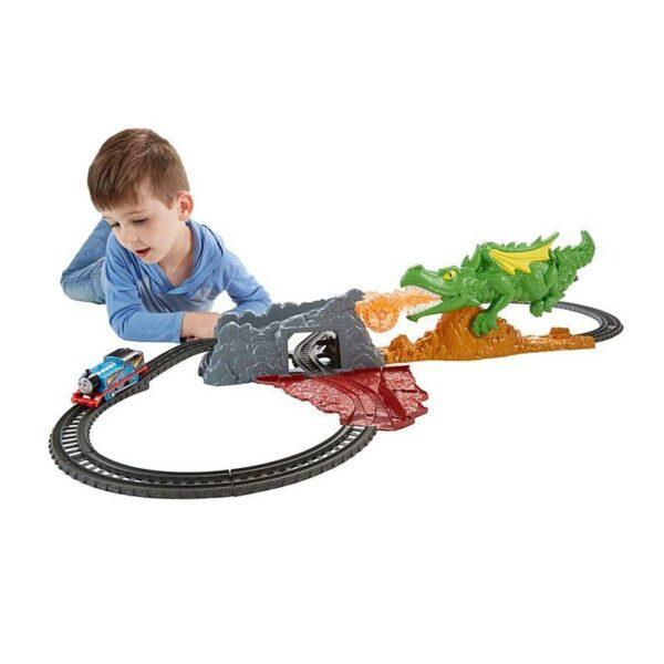 Thomas And Friends Trackmaster Απόδραση Από Τον Δράκο(Με Τον Τόμας) FXX66 3-4 ετών, 4-5 ετών Αγόρι Fisher-Price