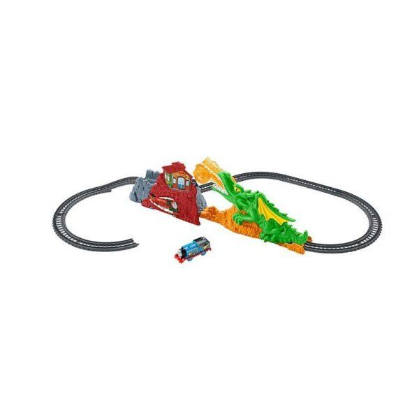 Thomas And Friends Trackmaster Απόδραση Από Τον Δράκο(Με Τον Τόμας) FXX66 Fisher-Price Αγόρι 3-4 ετών, 4-5 ετών