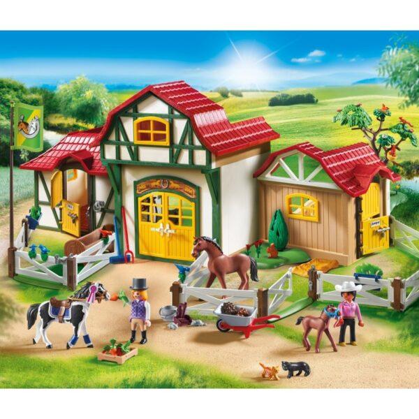 Playmobil, Playmobil Country  Playmobil Country Μεγάλος Ιππικός Όμιλος 6926 Αγόρι, Κορίτσι 5-7 ετών, 7-12 ετών