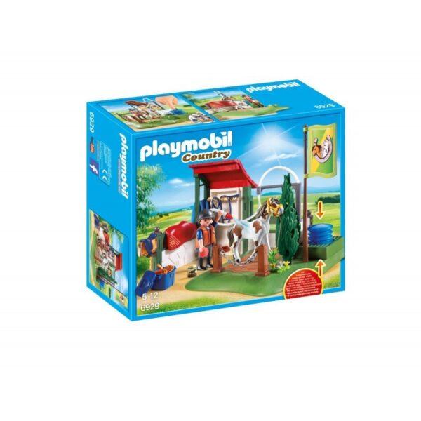 Playmobil Country Σταθμός Περιποίησης Αλόγων 6929 Playmobil, Playmobil Country Αγόρι, Κορίτσι 5-7 ετών, 7-12 ετών