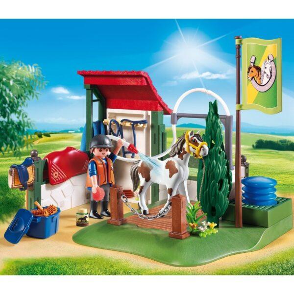 Playmobil, Playmobil Country  Playmobil Country Σταθμός Περιποίησης Αλόγων 6929 Αγόρι, Κορίτσι 5-7 ετών, 7-12 ετών