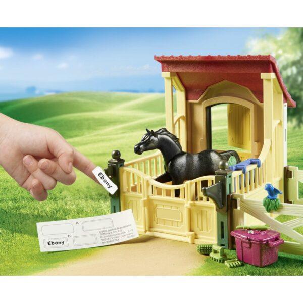 Playmobil, Playmobil Country Αγόρι, Κορίτσι 5-7 ετών, 7-12 ετών Playmobil Country Αραβικό Άλογο Με Στάβλο 6934