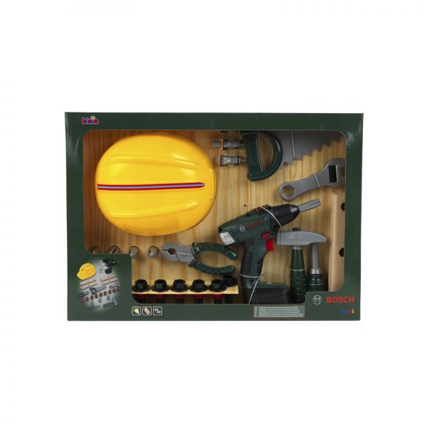 Bosch Αγόρι  Bosch Σετ Εργαλείων 36 τμχ
