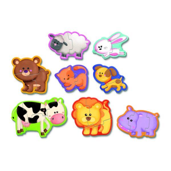 Εξυπνούλης Οι Φίλοι Μας Τα Ζώα 1024-63341  Αγόρι, Κορίτσι 2-3 ετών, 3-4 ετών ΕΞΥΠΝΟΥΛΗΣ