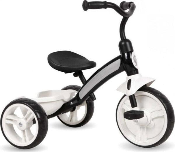 QPlay Elite Ποδήλατο Μαύρο 01-1212047-01 Q Play Αγόρι, Κορίτσι 2-3 ετών, 3-4 ετών, 4-5 ετών