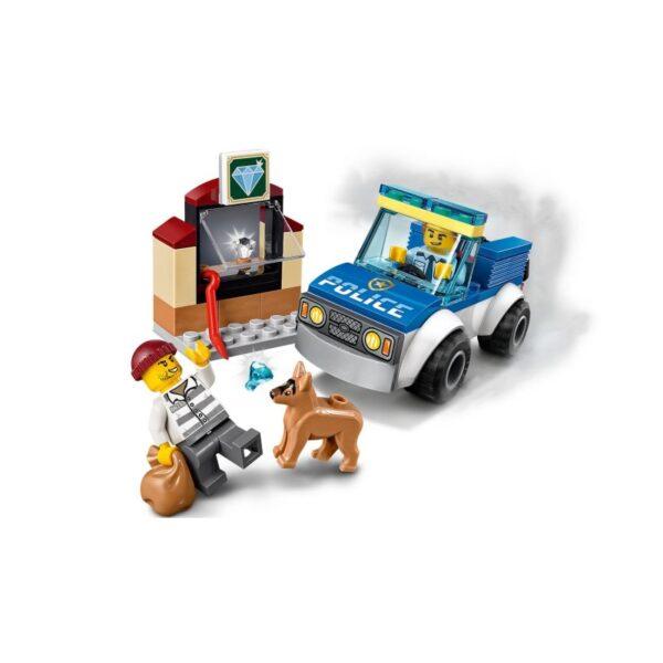 LEGO City Police Μονάδα Αστυνομικών Σκύλων 60241 Αγόρι 4-5 ετών, 5-7 ετών  LEGO, Lego City