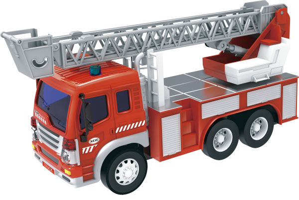 Motor&Co Πυροσβεστικό Όχημα 1:16 Motor & Co Αγόρι