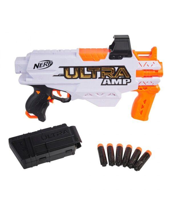 NERF  Nerf Ultransformers Amp F0954 Αγόρι 4-5 ετών, 5-7 ετών
