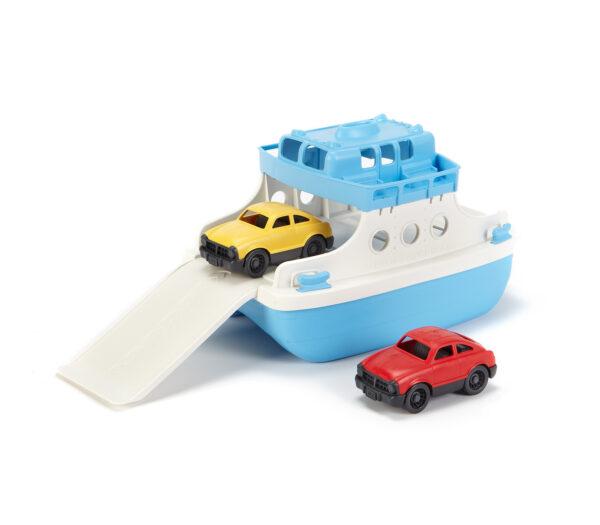 Green Toys: Φέρι Μποτ με Αυτοκίνητα FRBA-1038 3-4 ετών, 4-5 ετών Αγόρι Green Toys