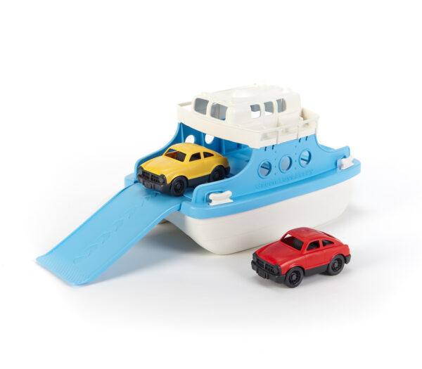 Green Toys Green Toys: Φέρι Μποτ με Αυτοκίνητα FRBA-1038 3-4 ετών, 4-5 ετών Αγόρι