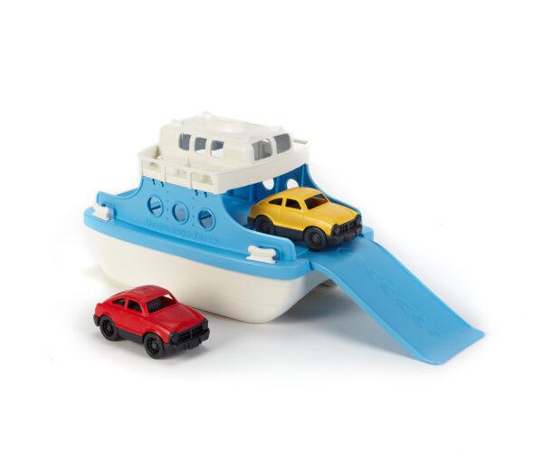 Green Toys Green Toys: Φέρι Μποτ με Αυτοκίνητα FRBA-1038 Αγόρι 3-4 ετών, 4-5 ετών