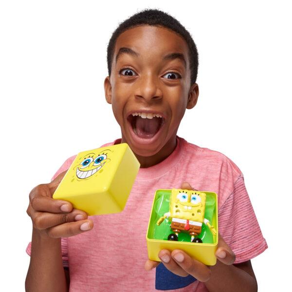 SpongeBob Φιγούρες με Slime 5εκ. 690200  Αγόρι, Κορίτσι 4-5 ετών, 5-7 ετών SpongeBob