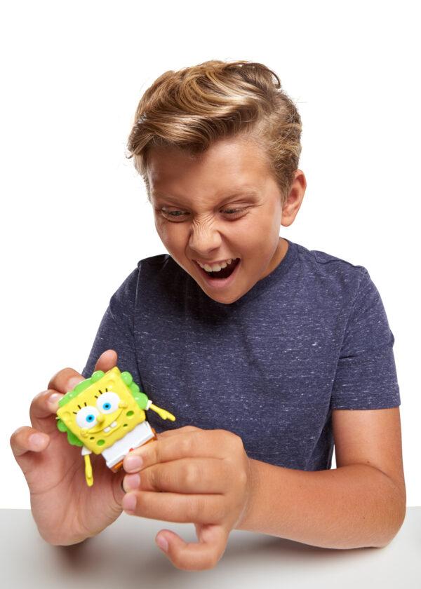 SpongeBob Αγόρι, Κορίτσι 4-5 ετών, 5-7 ετών SpongeBob Φιγούρες με Slime 5εκ. 690200