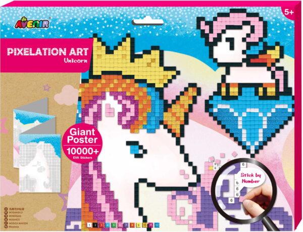 Avenir Pixelation Unicor Avenir Κορίτσι 5-7 ετών, 7-12 ετών