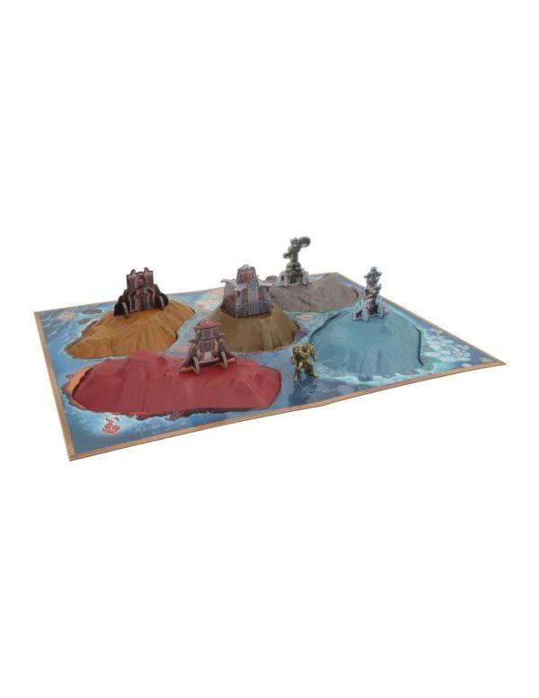 Gormiti Gormiti Gormiti - Το Νησί Του Gorm (Gorm Island) Με Αποκλειστική Φιγούρα GRM08000A Αγόρι 3-4 ετών, 4-5 ετών, 5-7 ετών