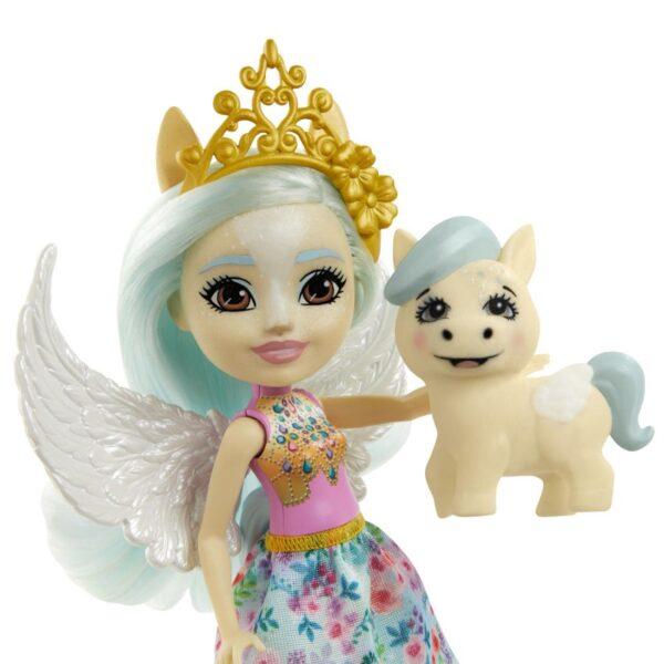 Enchantimals Κορίτσι 4-5 ετών, 5-7 ετών Enchantimals Royals - Πήγασος GYJ03