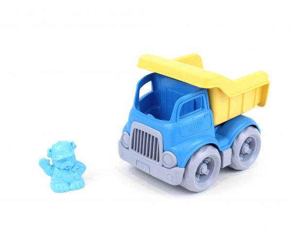 Green Toys: Ανατρεπόμενο Φορτηγό Μπλε/Κίτρινο CDPB-1262 2-3 ετών, 3-4 ετών Αγόρι Green Toys