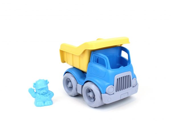Green Toys: Ανατρεπόμενο Φορτηγό Μπλε/Κίτρινο CDPB-1262 Green Toys 2-3 ετών, 3-4 ετών Αγόρι