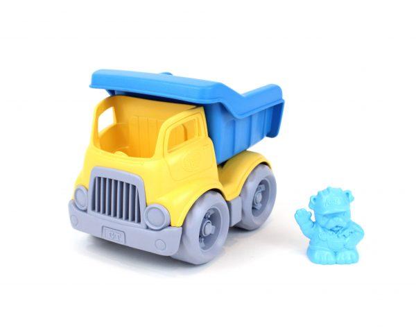 Green Toys Green Toys: Ανατρεπόμενο Φορτηγό Μπλε/Κίτρινο CDPB-1262 2-3 ετών, 3-4 ετών Αγόρι