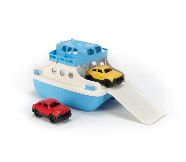 Green Toys: Φέρι Μποτ με Αυτοκίνητα FRBA-1038 Green Toys 3-4 ετών, 4-5 ετών Αγόρι